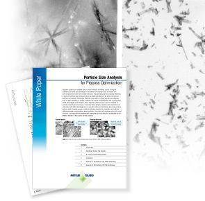 Partikelgrößenanalyse zur Prozessoptimierung