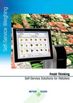 Brochure sur les compétences pour le pesage en libre-service