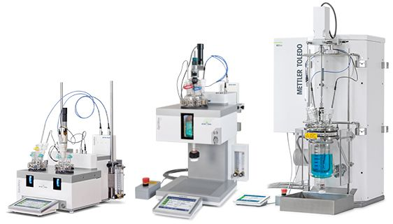 Reaction Calorimeters for Safety