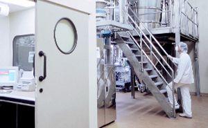 Développement de procédé chimique et Scale-Up