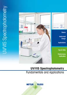 Guide de spectrophotométrie US/VIS à télécharger : notions fondamentales et applications