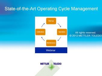 State-of-the-Art Operating Cycle Management
