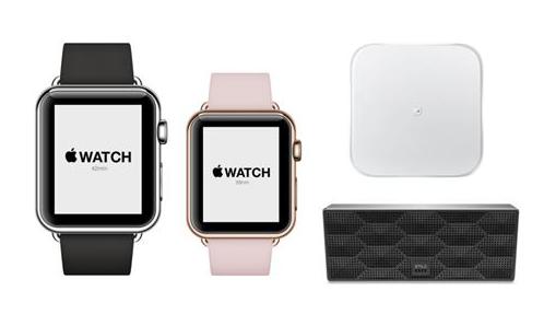 填写调查问卷,就有机会赢取Apple Watch!