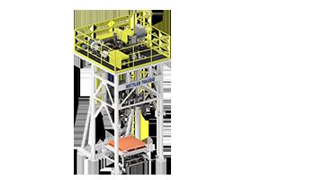 梅特勒-托利多 DCS-1000G-VS(T)定量包装秤