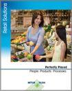 Řešení pro prodejny potravin