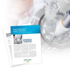 Bílá kniha: Sledování chemických reakcí