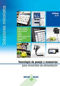 Catálogo de productos para el comercio minorista