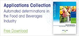 Food and beverages applications collection