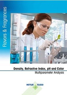 Multiparameter Analysis for Flavors & Fragrances