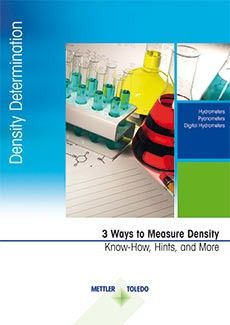 density measurement
