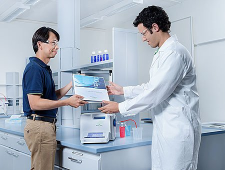 Equipment Qualification for Density and Refractometers