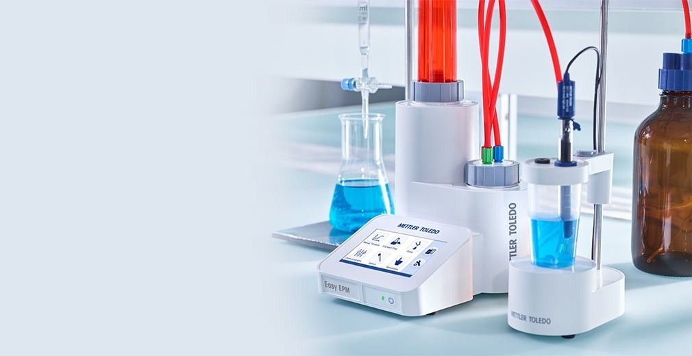 Precise Semi-Automated Titrations