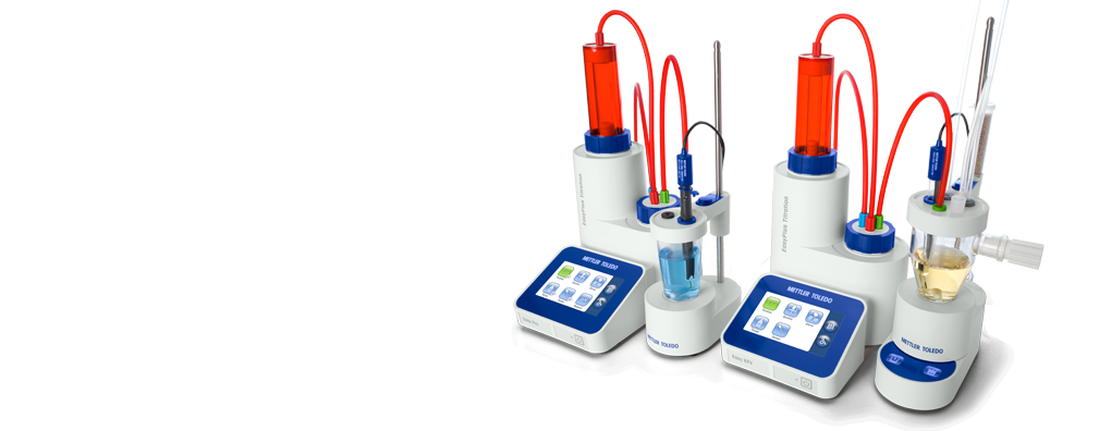EasyPlus™ Titrator ready for your Sample