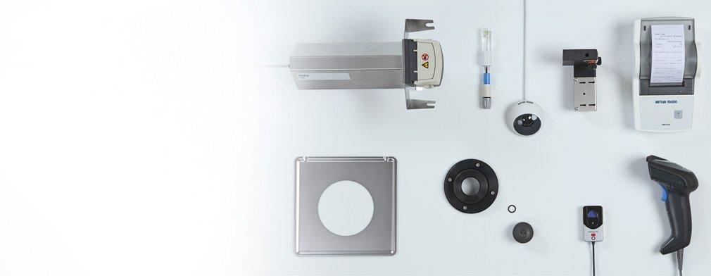 مواد استهلاكية وملحقات لجهاز قياس معامل الانكسار Excellence