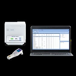Software voor draagbare refractometers en dichtheidsmeters