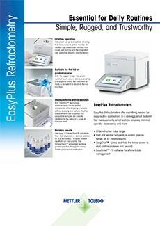 EasyPlus Refractometers
