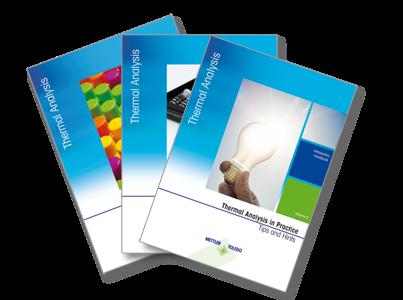 Manuels d'applications en analyse thermique complets