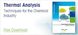 Thermal Analysis Techniques for the Chemical Industry – Theory and Applications