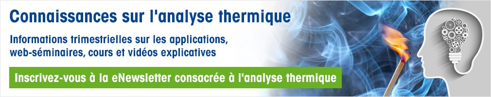 Thermal Analysis eNewsletter