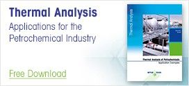 Thermal Analysis Applications for the Petrochemical Industry