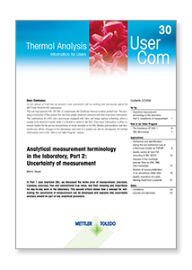 UserComs sur l'Analyse thermique