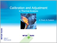 Calibration and Adjustment in Thermal Analysis Webinar