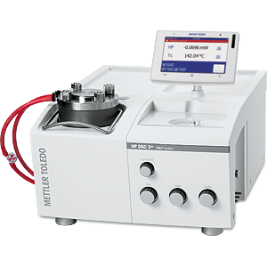 high pressure differential scanning calorimetry