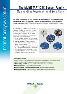 The MultiSTAR® DSC Sensor Family Datasheet