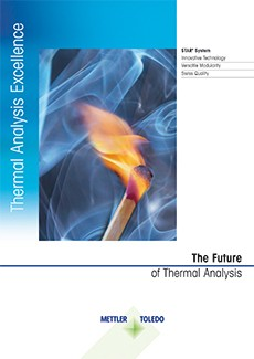 The Future of Thermal Analysis Brochure