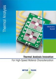 Thermal Analysis in Research and Academia