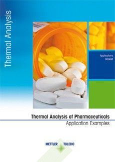 Characterization of pharmaceuticals