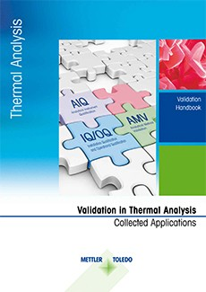 Validation in Thermal Analysis