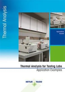 Thermal Analysis for Testing Labs