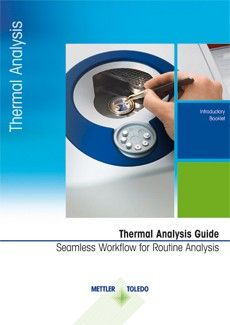 Routine Thermal Analysis