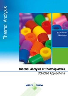 Application Handbooks from the Technology Leader in Thermal Analysis