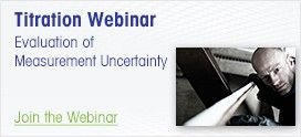 Evaluation of Measurement Uncertainty in Titration Webinar