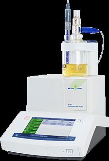 C10S kompakt Karl Fischer-coulometer