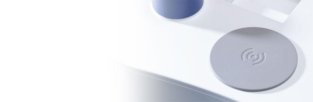 Image du lecteur SmartSample, permettant des titrages précis