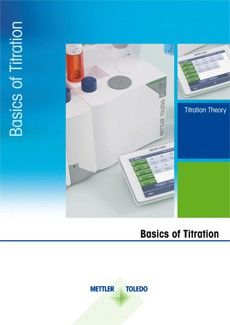 This booklet is intended as a first introduction to theory and practice of titration.