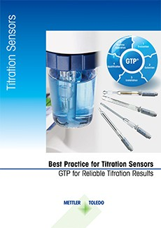 GTP™ Sensors for Reliable Titration Results