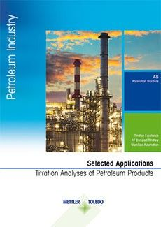 Petroleum Titration Analysis