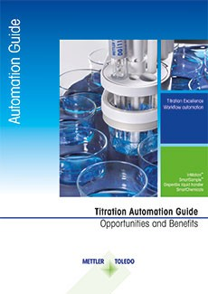 Titration Automation Guide - Reasons for Automation and Examples of Proven Solutions