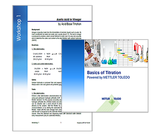 Titration Teaching Material Package