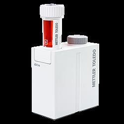 DispenSix liquid handler, flexible use in Titration applications