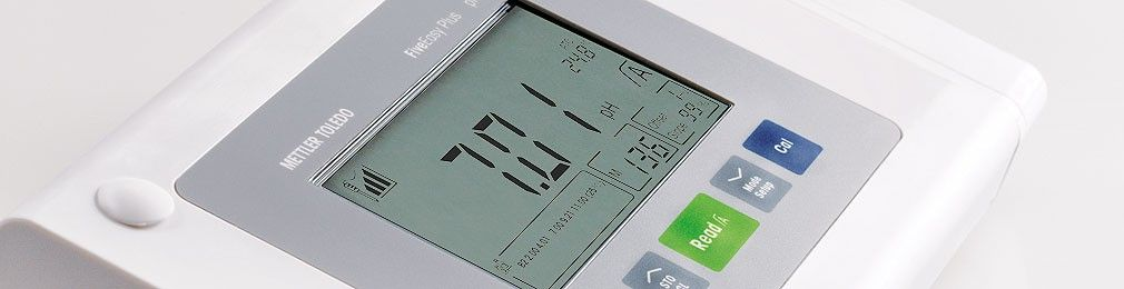 pH/mV Benchtop Meter