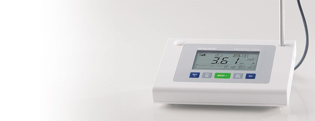 pH/mV 台式仪 Plus