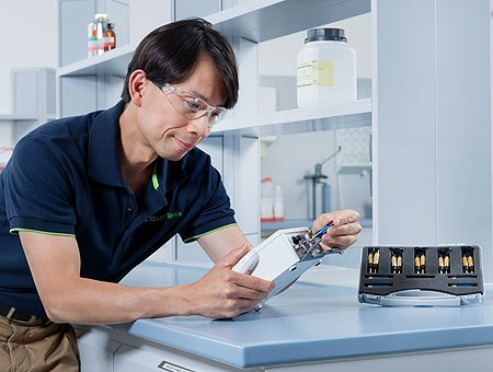 Equipment qualification for pH Meters