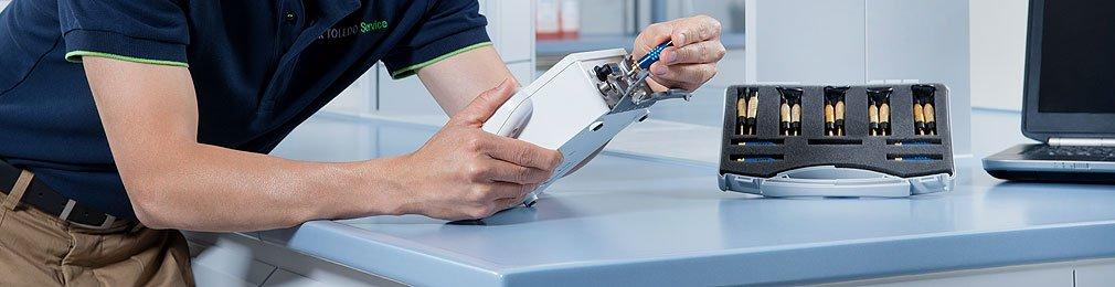 Gerätequalifizierung – pH-Messgeräte