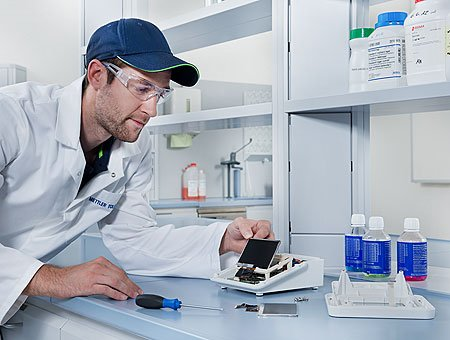 Repair Service for pH Meters