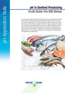 pH of Seafood